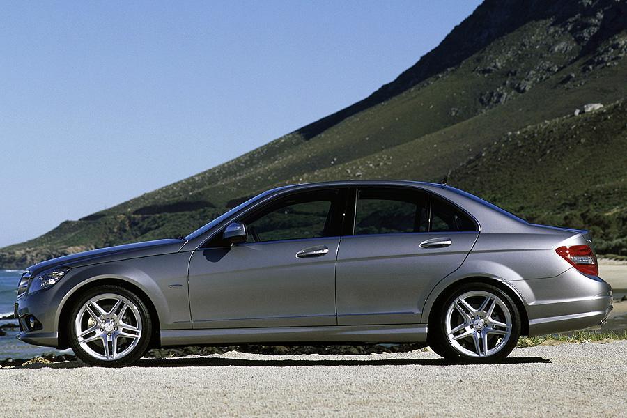 2008 Mercedes Benz C Class Overview Cars Com