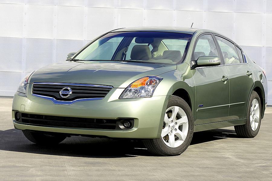 2007 Nissan Altima Hybrid Photo 1 of 11