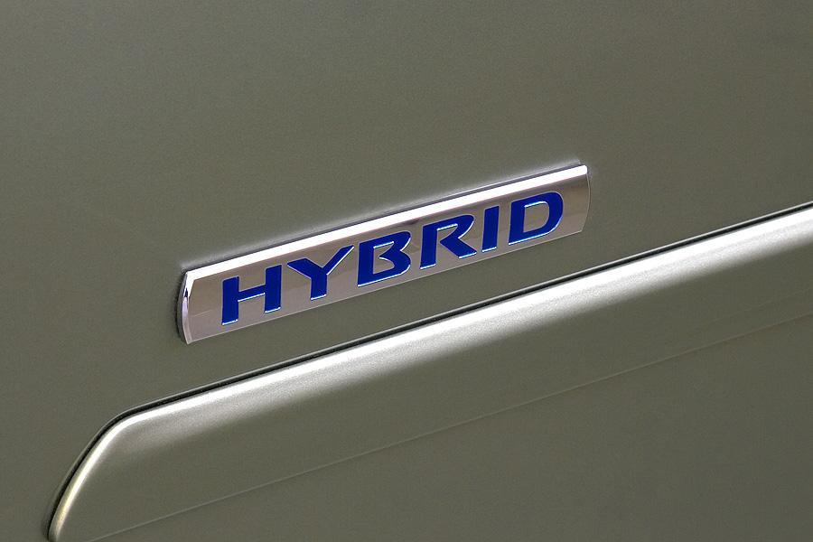 2007 Nissan Altima Hybrid Photo 6 of 11