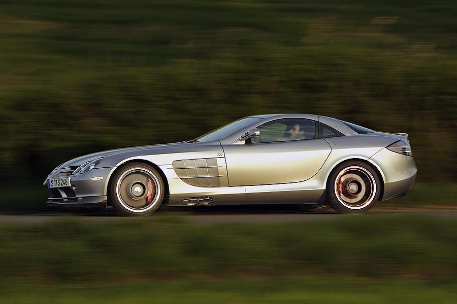 2007 Mercedes Benz Slr Mclaren Reviews Specs And Prices
