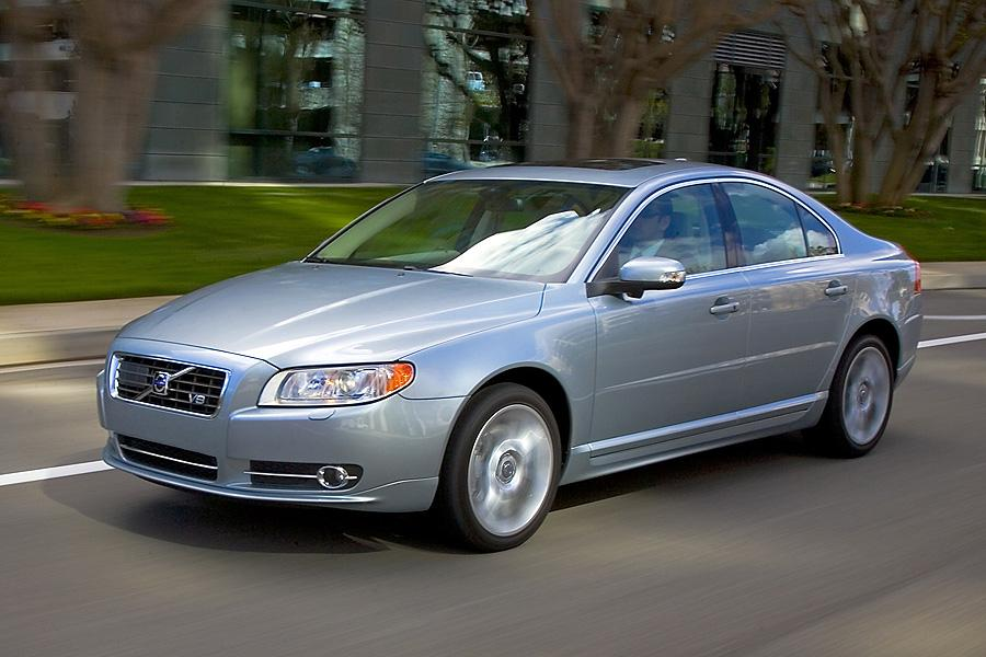 2008 Volvo S80 Photo 3 of 9