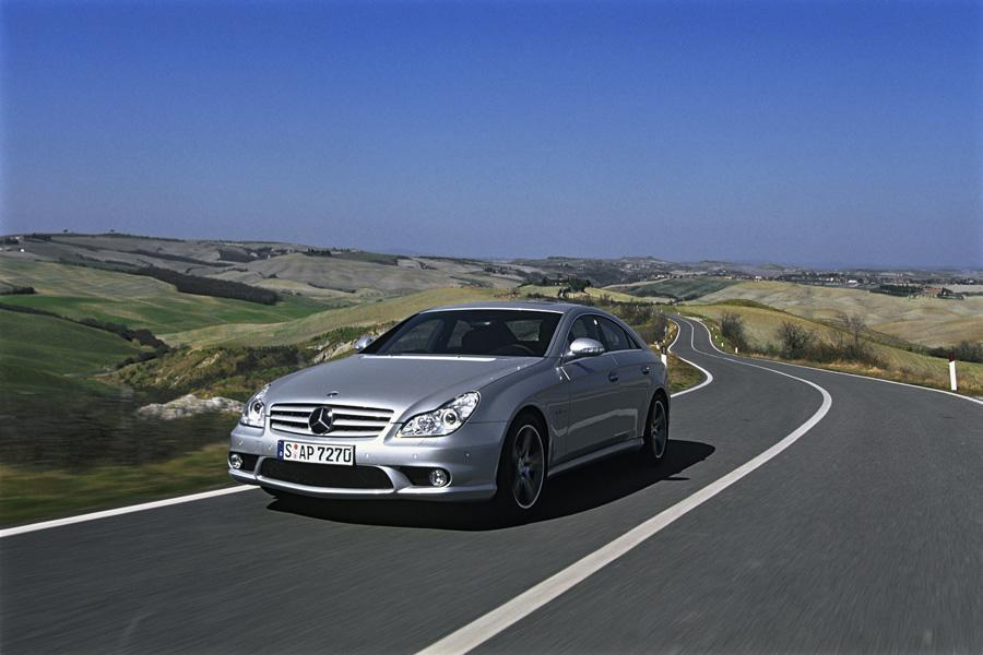 2008 Mercedes-Benz CLS-Class Photo 2 of 13