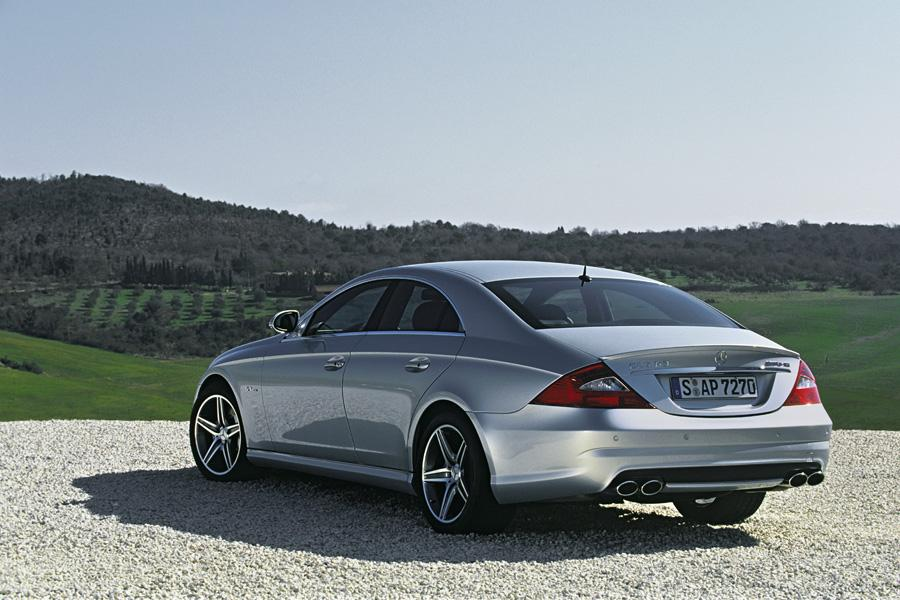 2008 Mercedes-Benz CLS-Class Photo 4 of 13
