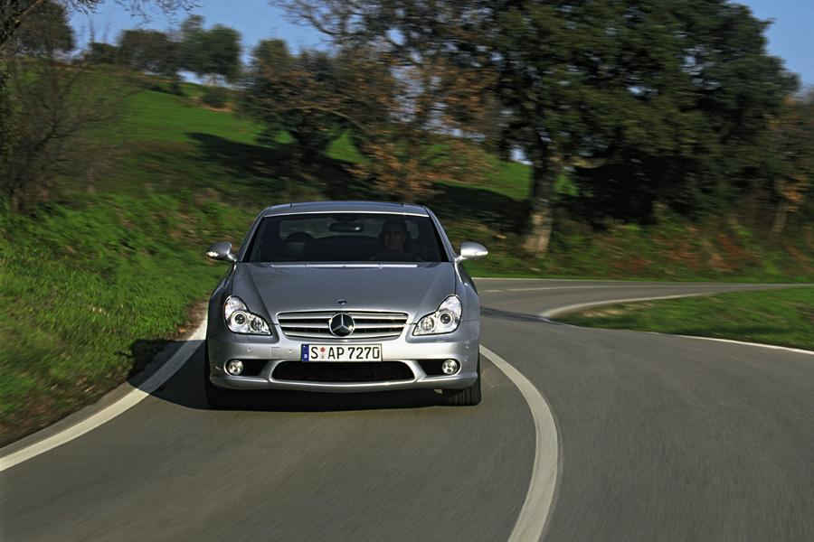 2008 Mercedes-Benz CLS-Class Photo 6 of 13