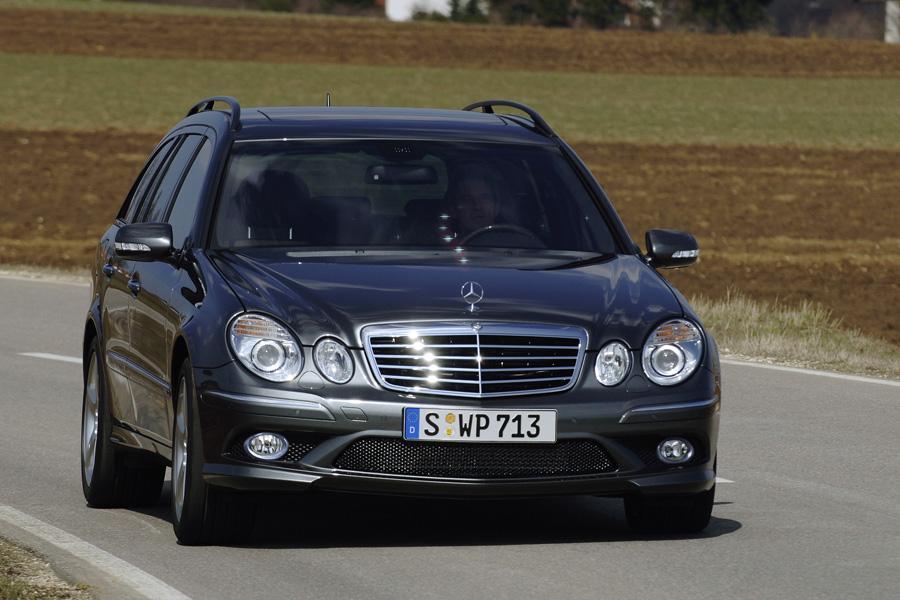 2008 Mercedes-Benz E-Class Photo 5 of 9