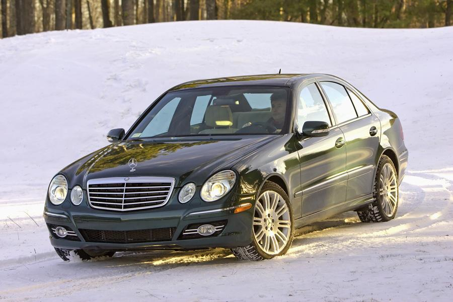 2008 mercedes benz e class overview for Barrier mercedes benz