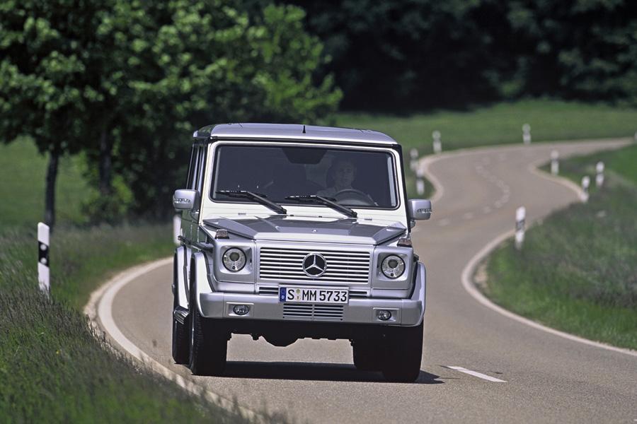 2008 Mercedes-Benz G-Class Photo 5 of 14