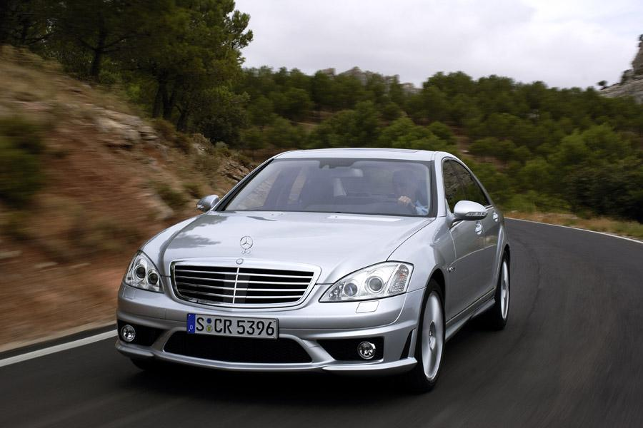 2008 Mercedes-Benz S-Class Photo 3 of 12
