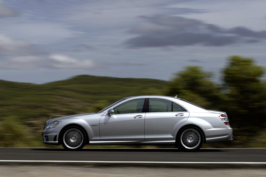 2008 Mercedes-Benz S-Class Photo 4 of 12