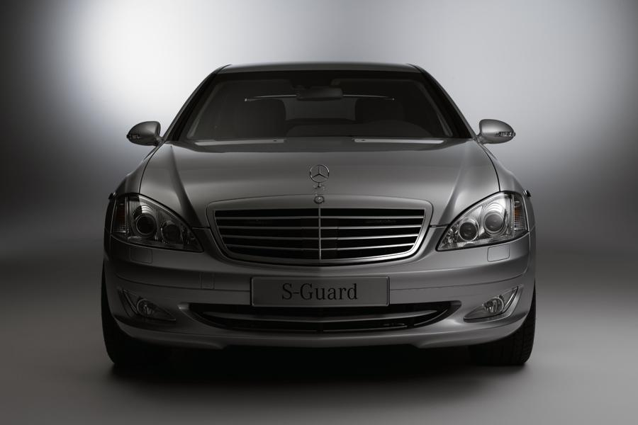 2008 Mercedes-Benz S-Class Photo 6 of 12