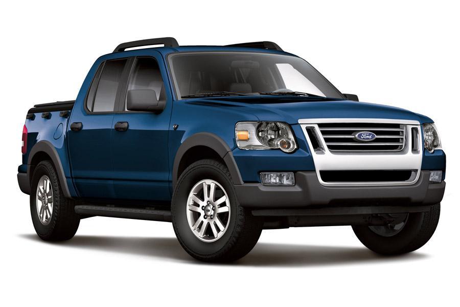 Ford Explorer Sport Trac Overview Cars Com