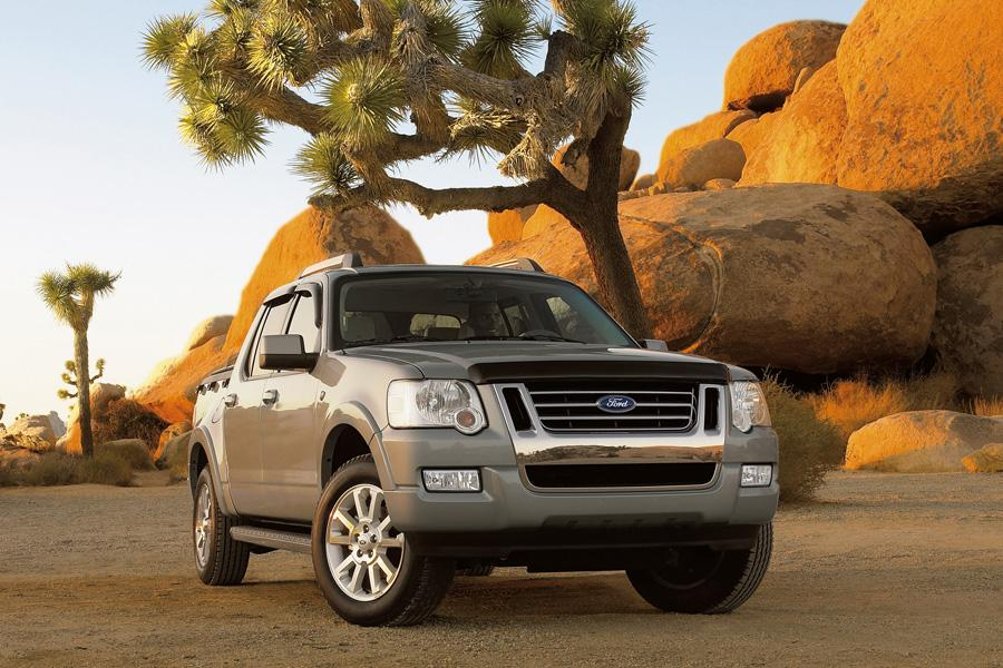 2008 Ford Explorer Sport Trac Reviews Specs And Prices