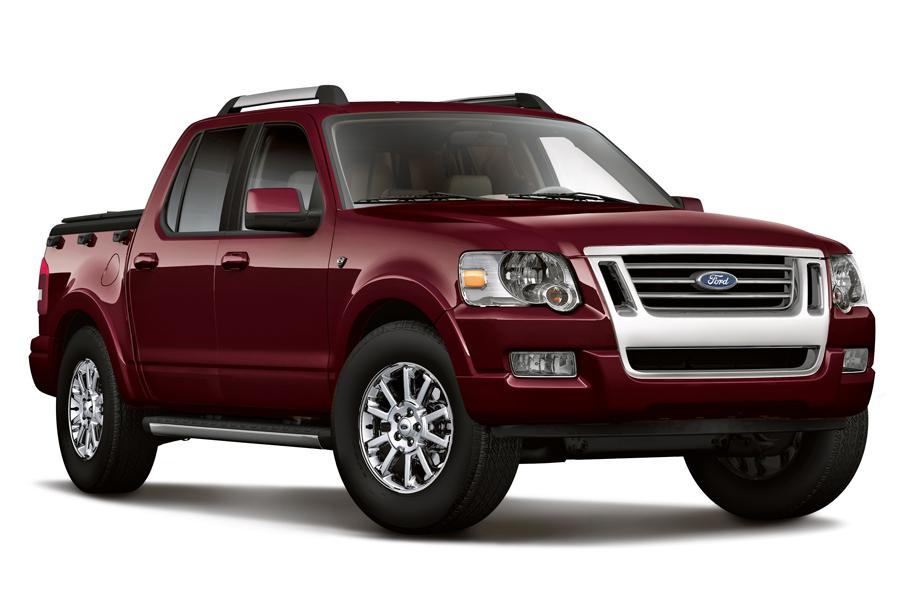 2008 Ford Explorer Sport Trac Photo 3 of 5