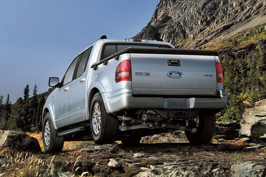 2008 Ford Explorer Sport Trac Photo 4 of 5