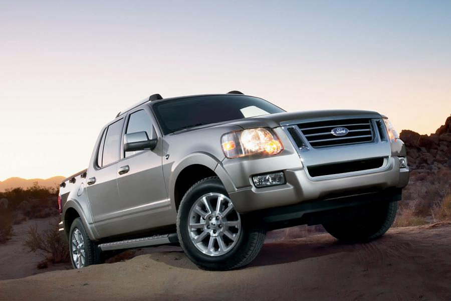 2008 Ford Explorer Sport Trac Photo 5 of 5