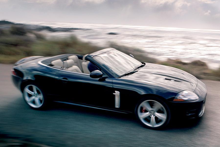 2008 Jaguar XKR Photo 5 of 12