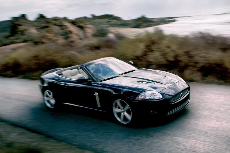 2008 Jaguar XKR Photo 6 of 12