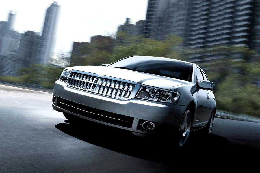 2008 Lincoln MKZ Photo 2 of 6