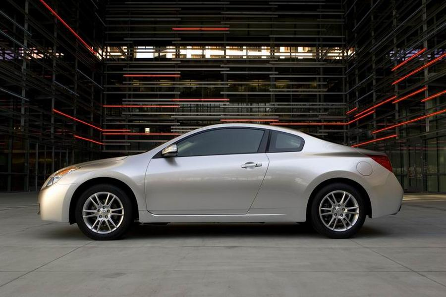 2008 Nissan Altima Overview Cars