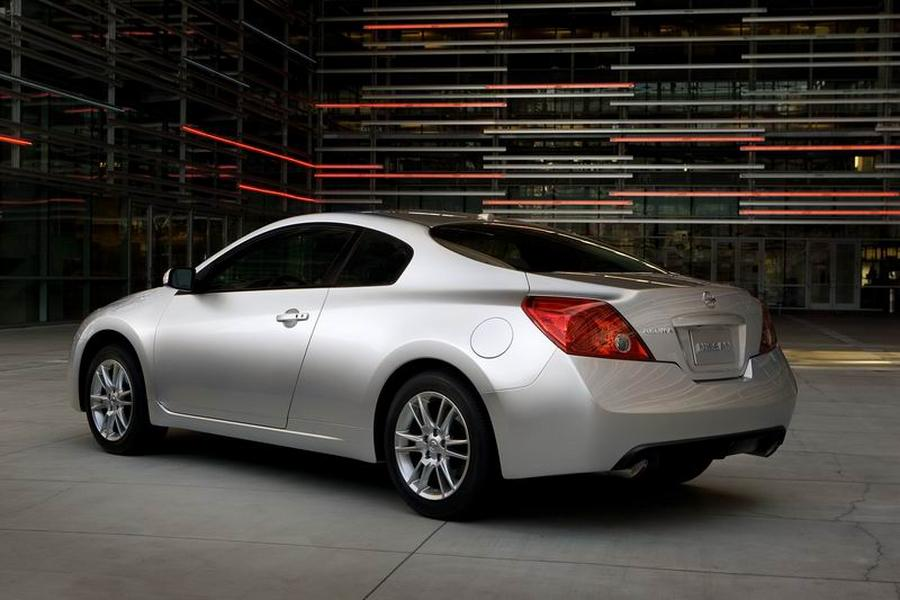 2008 Nissan Altima Overview Cars Com