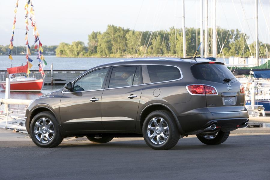 2013 Gmc Acadia For Sale >> 2008 Buick Enclave Specs, Pictures, Trims, Colors || Cars.com