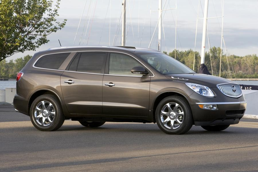 2015 Gmc Acadia For Sale >> 2008 Buick Enclave Reviews, Specs and Prices | Cars.com
