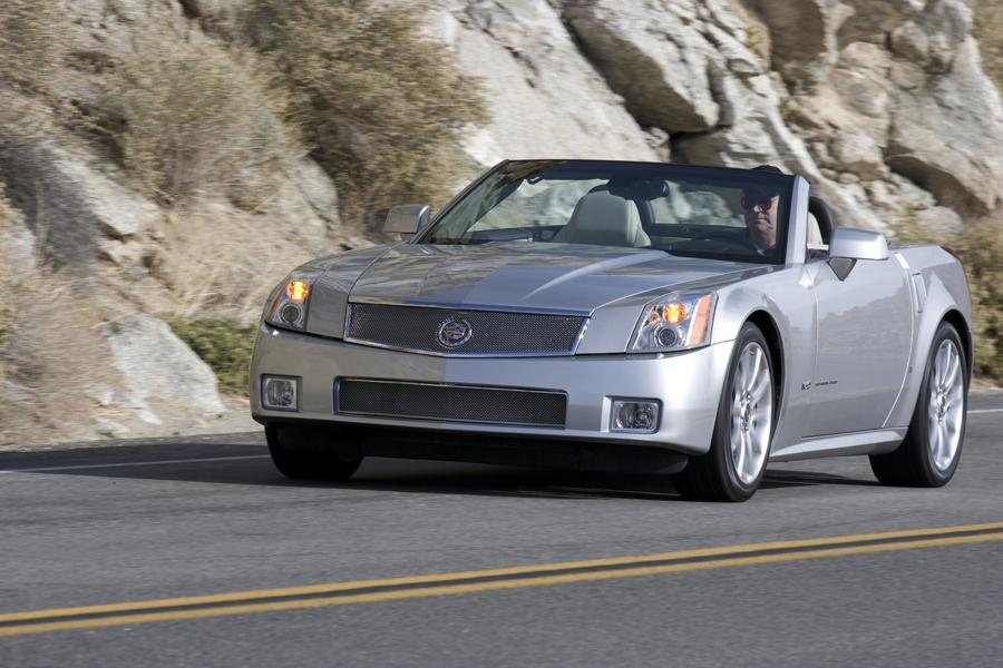 2008 Cadillac XLR Photo 1 of 5