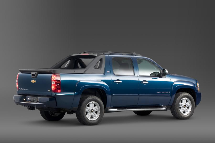2008 chevrolet avalanche overview. Black Bedroom Furniture Sets. Home Design Ideas