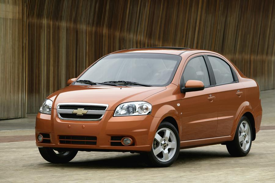 2008 Chevrolet Aveo Photo 1 of 5