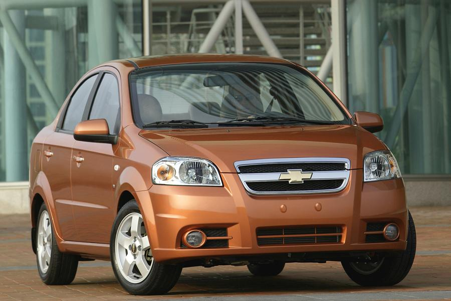 2008 Chevrolet Aveo Photo 2 of 5
