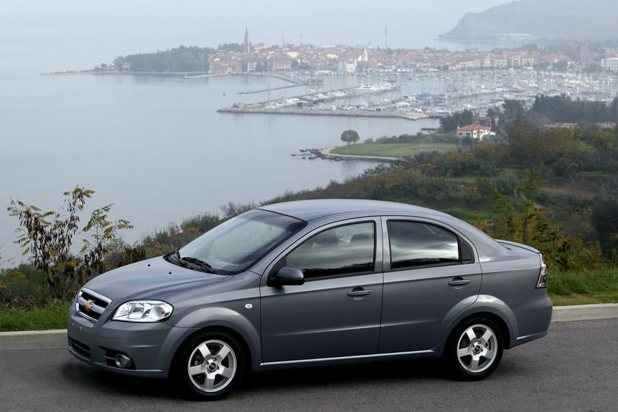 2008 Chevrolet Aveo Photo 3 of 5