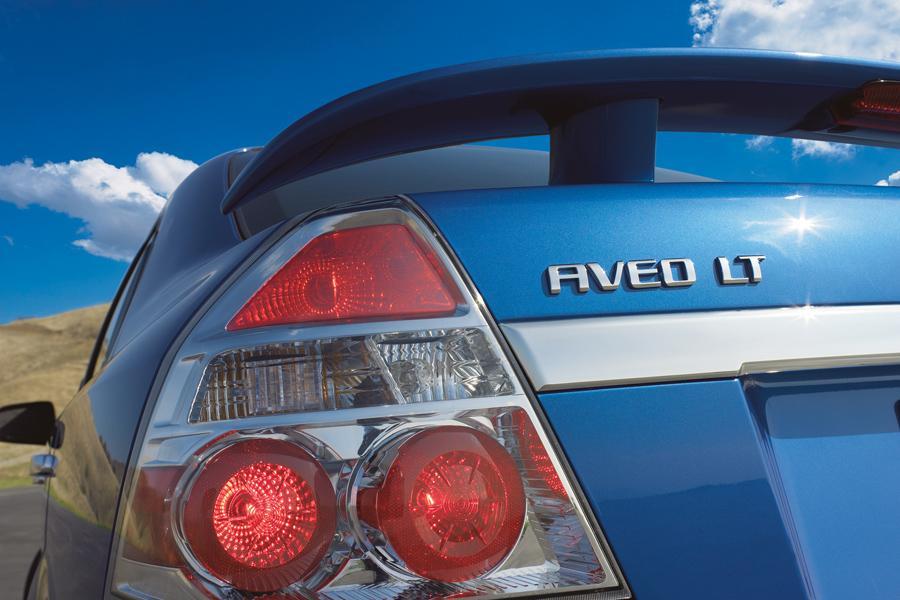 2008 Chevrolet Aveo Photo 5 of 5