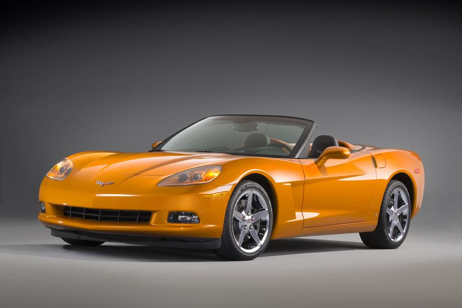 2008 Chevrolet Corvette Photo 1 of 16