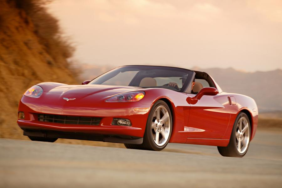 2008 Chevrolet Corvette Photo 4 of 16