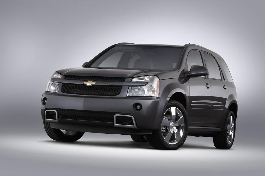 2008 Chevrolet Equinox Photo 1 of 10
