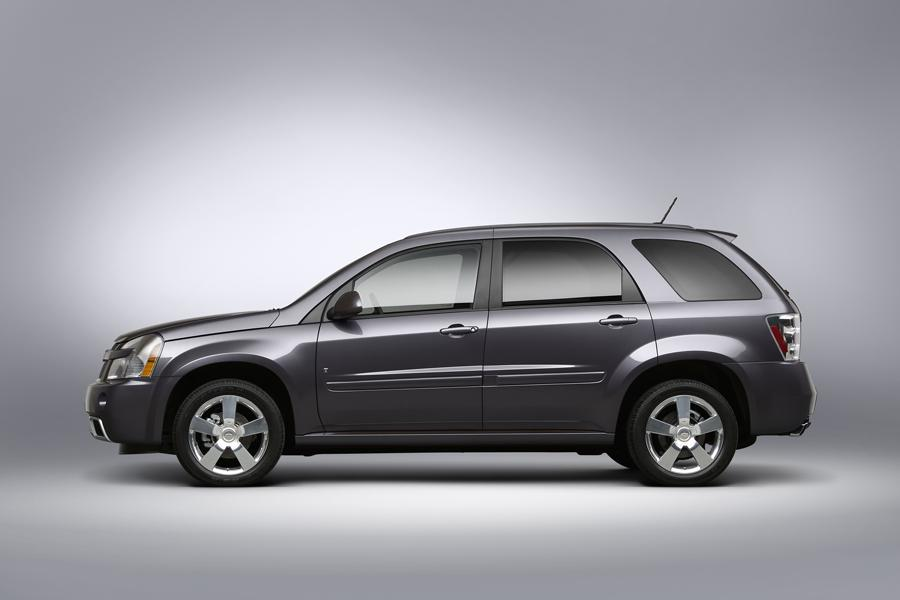 2008 Chevrolet Equinox Photo 4 of 10