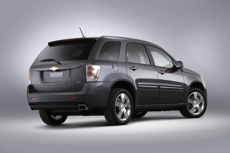 2008 Chevrolet Equinox Photo 5 of 10