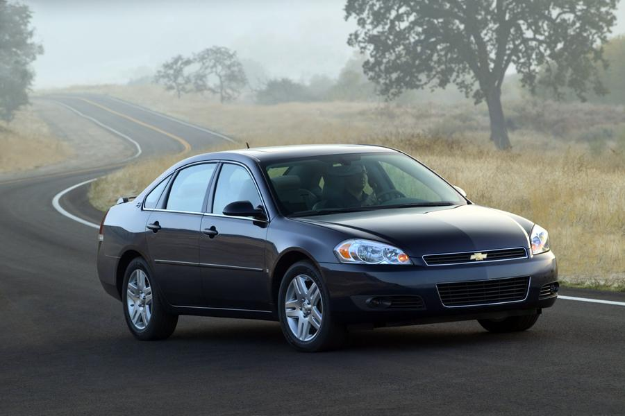2008 Chevrolet Impala Overview Cars