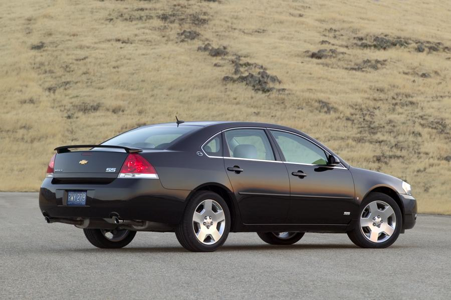 2008 Chevrolet Impala Specs, Pictures, Trims, Colors ...