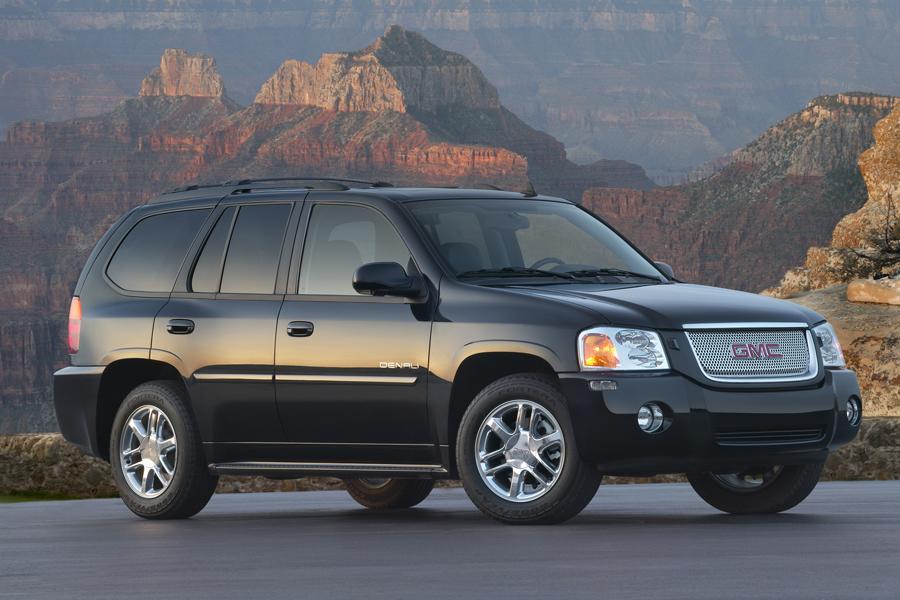 2008 GMC Envoy Specs, Pictures, Trims, Colors || Cars.com
