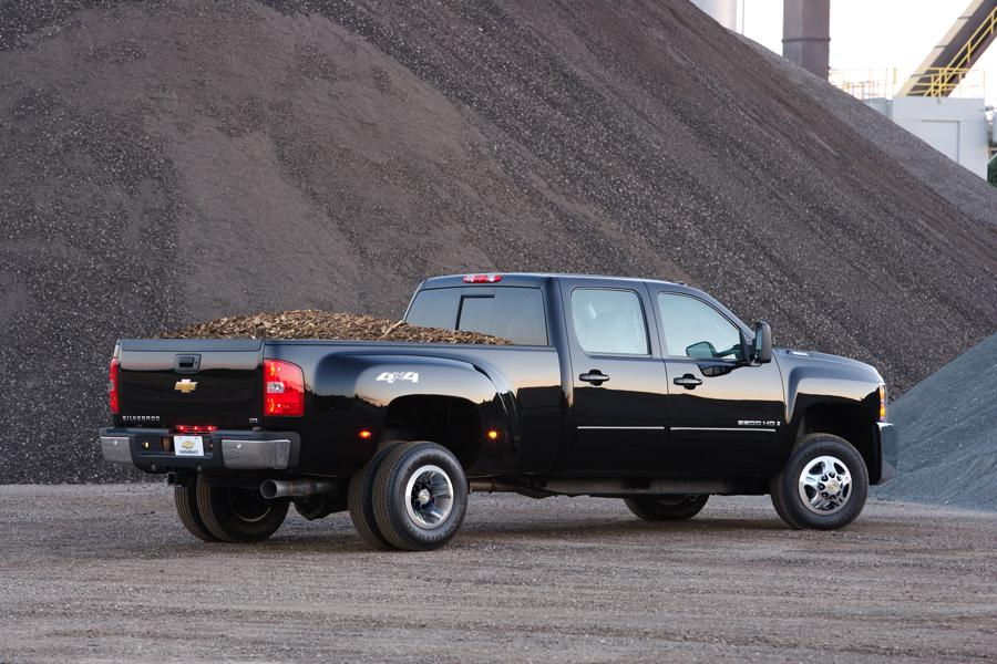 2008 Chevrolet Silverado 1500 Photo 3 of 11