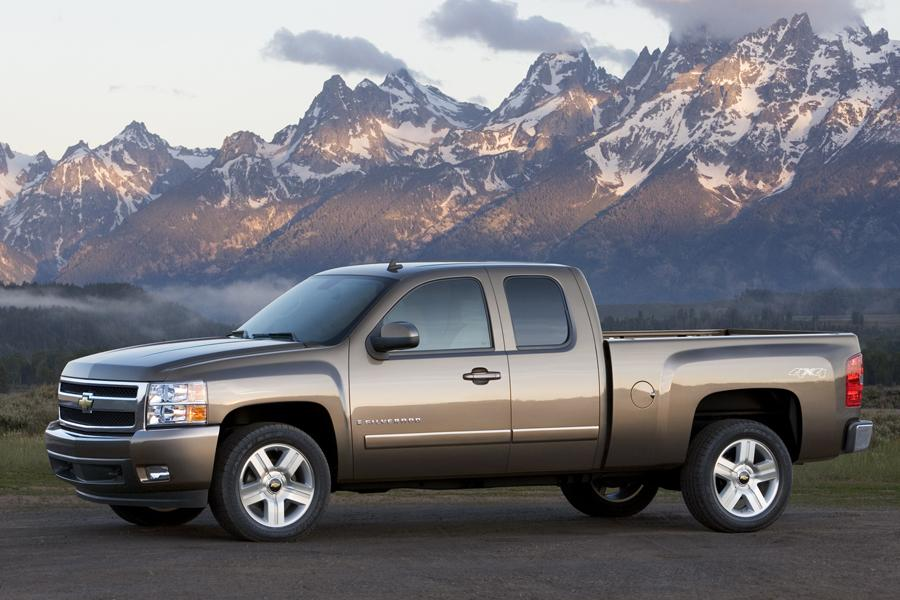 2008 Chevrolet Silverado 1500 Photo 4 of 11