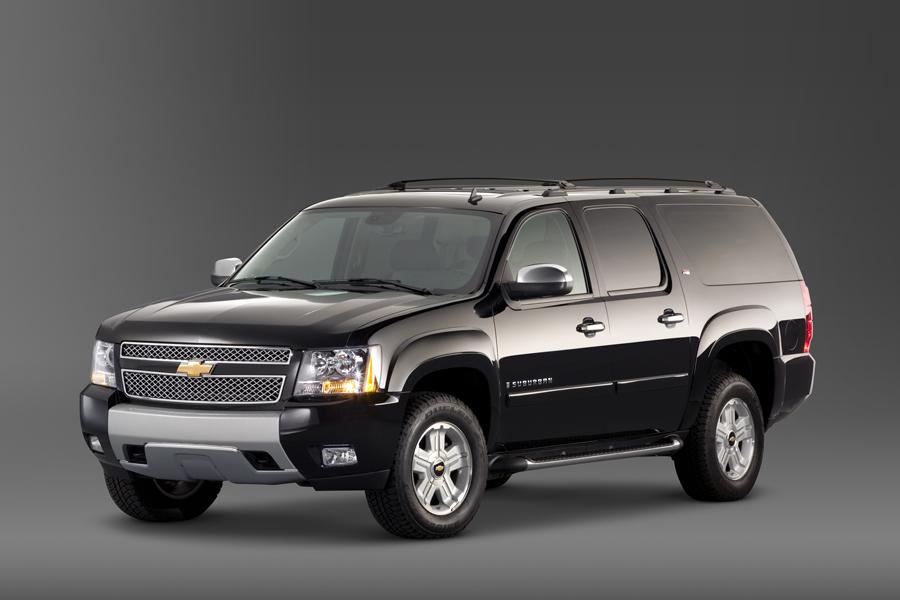 2008 Chevrolet Suburban Photo 1 of 10