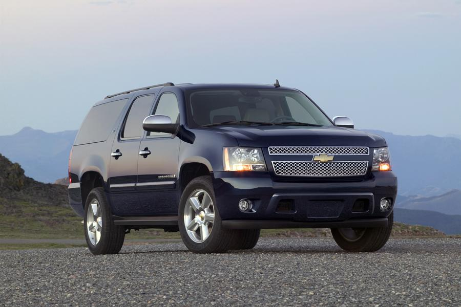 chevrolet suburban overview carscom
