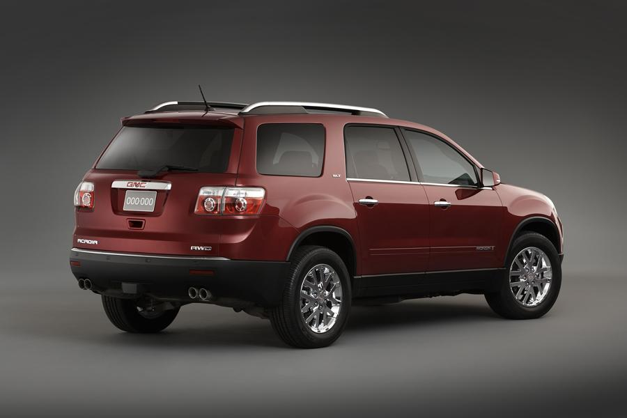 2008 GMC Acadia Photo 5 of 12
