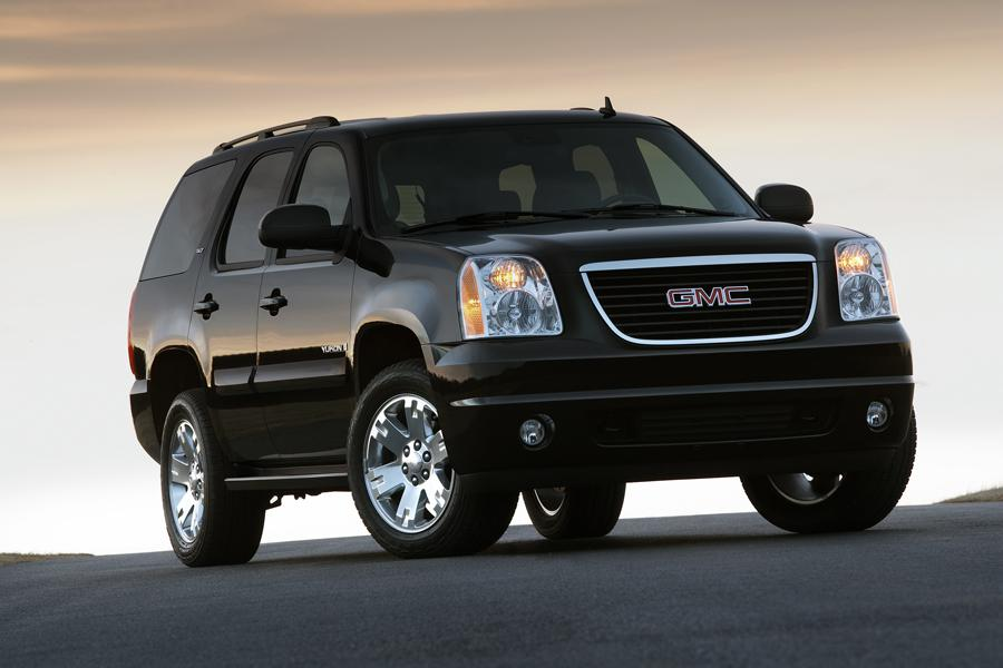 2008 GMC Yukon Photo 1 of 4