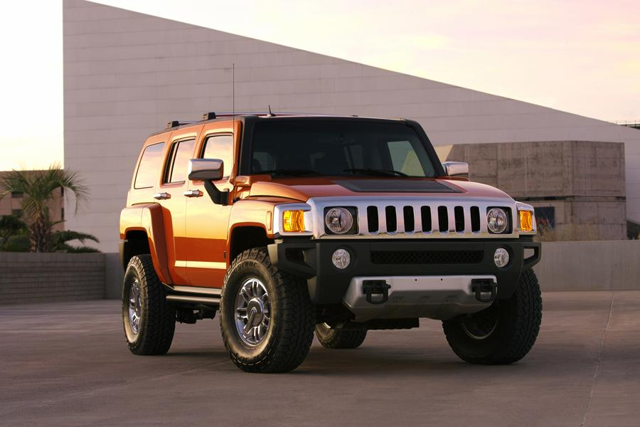 2008 Hummer H3 Photo 2 of 10
