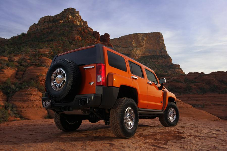 2008 Hummer H3 Photo 3 of 10