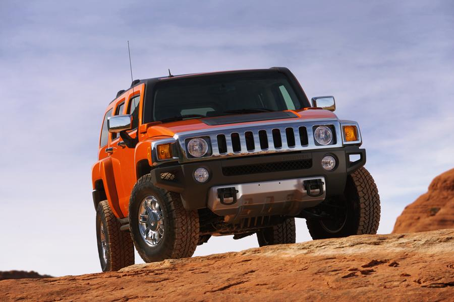 2008 Hummer H3 Photo 4 of 10