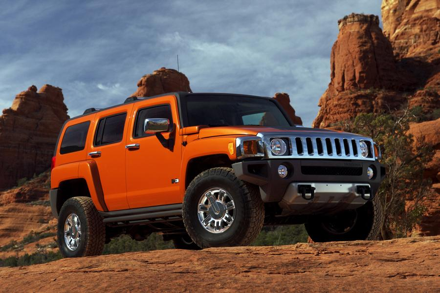 2008 Hummer H3 Photo 6 of 10